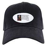 Benjamin Franklin 2 Black Cap