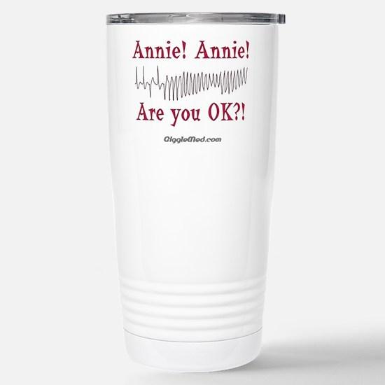 Annie! Annie! 2 Stainless Steel Travel Mug