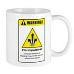 Impulsive Mug