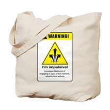 Impulsive Tote Bag