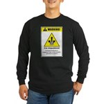 Impulsive Long Sleeve Dark T-Shirt