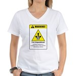 Impulsive Women's V-Neck T-Shirt