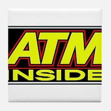 ATM Tile Coaster