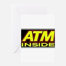 ATM Greeting Card
