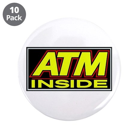 "ATM 3.5"" Button (10 pack)"