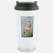 MOON DAISY FAIRIES Stainless Steel Travel Mug