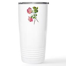A PAIR OF PINK ROSES Travel Mug