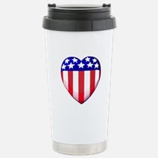 MY AMERICAN HEART Travel Mug
