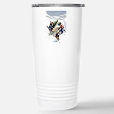 READY FOR CHRISTMAS Travel Mug