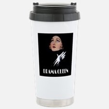 DRAMA QUEEN Stainless Steel Travel Mug