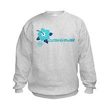 CuteKid power flower Sweatshirt