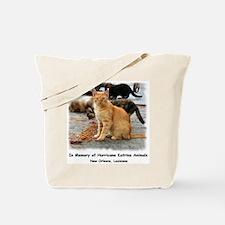 Hurricane Katrina Memorial Tote Bag