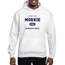 Property of my Morkie Hoodie
