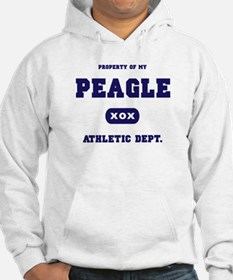 Property of my Peagle Hoodie