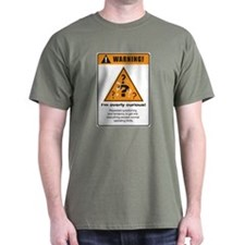 Overly curious T-Shirt