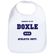 Property of my Doxle Bib
