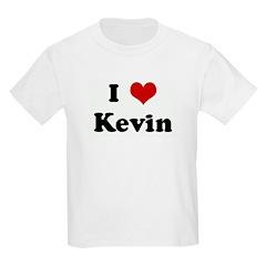 I Love Kevin T-Shirt