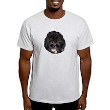 Black Shih Tzu T-Shirt