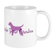 Border Terrier Grandma Mug