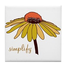 Simplify Tile Coaster