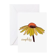 Simplify Greeting Card
