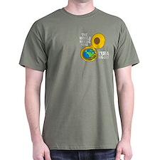 Tuba Solos T-Shirt