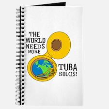 Tuba Solos Journal