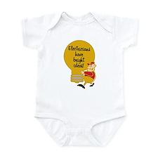 Electricians Infant Bodysuit