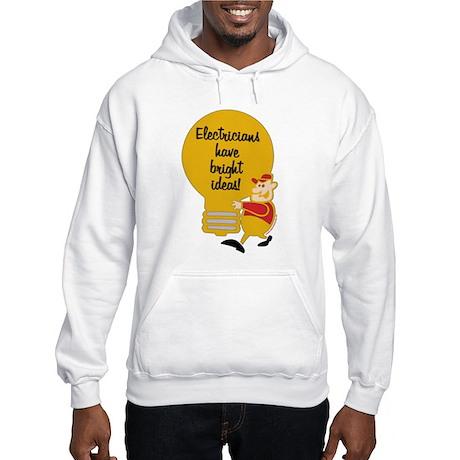 Electricians Hooded Sweatshirt