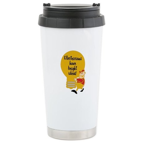 Electricians Stainless Steel Travel Mug
