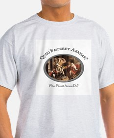 What Would Aeneas Do? T-Shirt