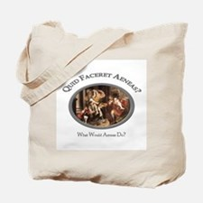 What Would Aeneas Do? Tote Bag