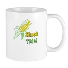 Shuck this! Small Mug