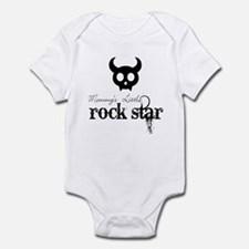 Mommy's Little Rock Star Baby Infant Bodysuit