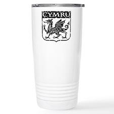 CYMRU Wales Travel Coffee Mug