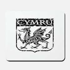 CYMRU Wales Mousepad