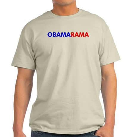 OBAMARAMA Light T-Shirt