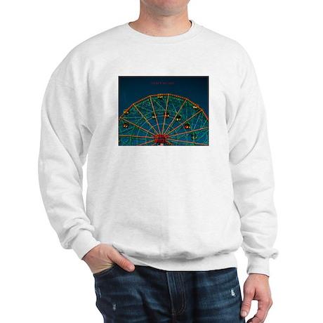 CONEY ISLAND WONDER WHEEL Sweatshirt