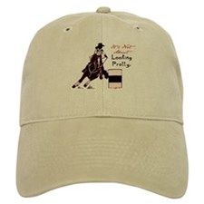 Barrel Racing Baseball Cap