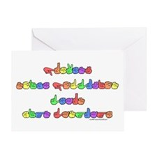 Prevent Noise Pollution Greeting Card
