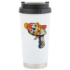 Cute Gun crazy Travel Mug