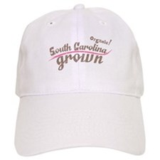 Organic! South Carolina Grown Baseball Cap