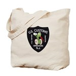 Customs NJ Specops Tote Bag