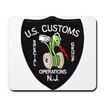 Customs NJ Specops Mousepad