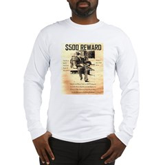 Clyde Barrow Long Sleeve T-Shirt