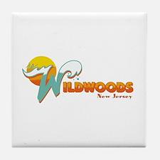 Wilwood NJ Tile Coaster