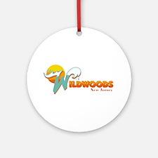 Wilwood NJ Ornament (Round)