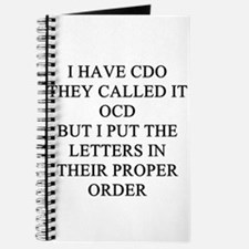 obsessive compulsive disorder Journal