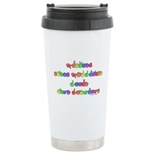Prevent Noise Pollution Travel Mug