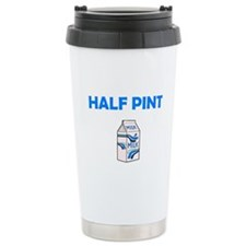HALF PINT Stainless Steel Travel Mug